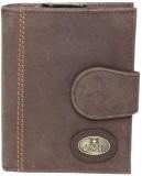 Swiss Military Men Brown Genuine Leather...