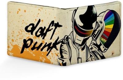 Shopmania Men, Boys Multicolor Genuine Leather, Canvas Wallet