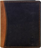 Le Craf Men Brown Genuine Leather Wallet...