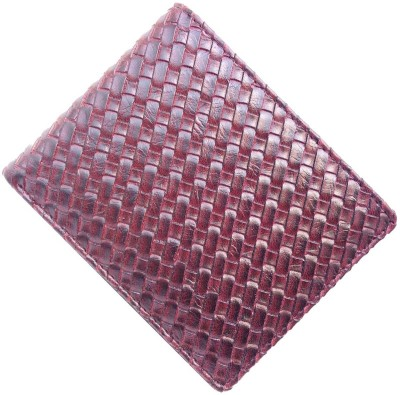 cotnis Men Brown Artificial Leather Wallet
