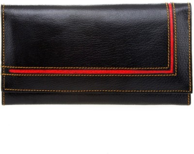 RK International Women Multicolor Genuine Leather Wallet