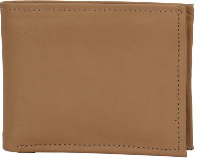 ROJYO Men, Boys Beige, Maroon Genuine Leather Wallet