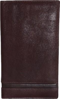 Shankar Produce Men Brown Genuine Leather Wallet