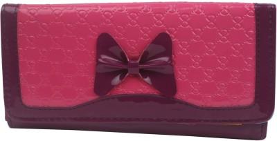 Hangover Girls, Women Pink, Purple Artificial Leather Wallet