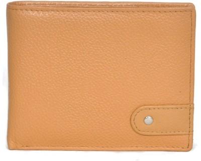 Leatherstile Men Casual, Formal Beige Genuine Leather Wallet