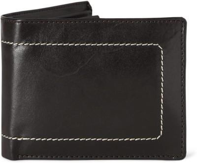 Peter England Men Brown Artificial Leather Wallet