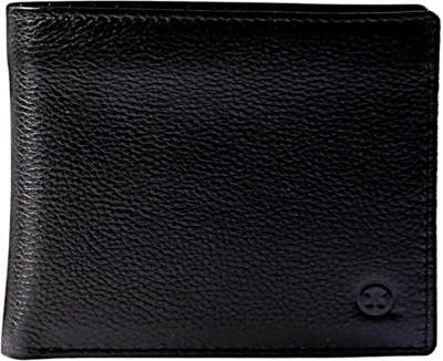 Hidepark Men Casual Black Genuine Leather Wallet