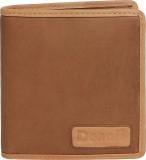 Denali Men Tan Genuine Leather Wallet (8...