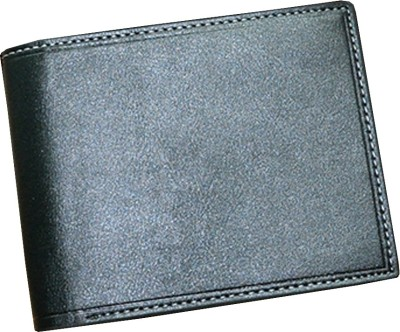 Bizarre Kraftz Men Black Artificial Leather Wallet