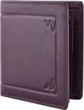 Yark Men Brown Genuine Leather Wallet (6...