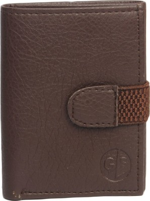 Good Life Stuff Men Brown Artificial Leather Wallet(7 Card Slots)
