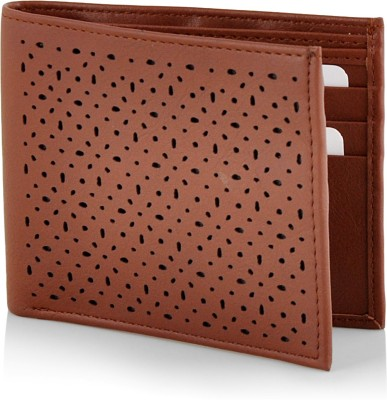 Brown Sugar Women Tan Artificial Leather Wallet