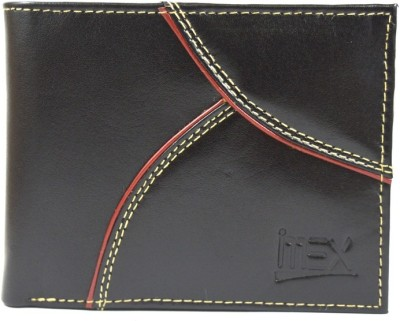 Imex International Men Black, Maroon Genuine Leather Wallet