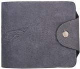 Hidegear Men Grey Genuine Leather Wallet...