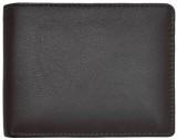 Printz Men Black Genuine Leather Wallet ...