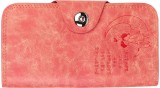 Sanshul Girls Orange Canvas Card Holder ...
