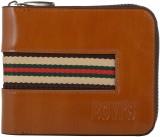 Bovis Men Brown Genuine Leather Wallet (...