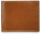 Shopping Store Men Brown Genuine Leather...