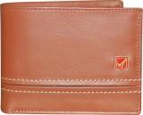 Kan Men Brown Genuine Leather Wallet (4 ...