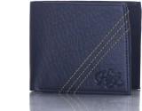 Harp Men Black Artificial Leather Wallet...