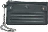 RI2K Girls Black Genuine Leather Wallet ...