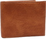Sushito Men Brown Genuine Leather Wallet...