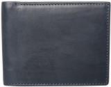 Park Avenue Men Blue Genuine Leather Wal...