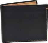 Knott Men Black Genuine Leather Wallet (...