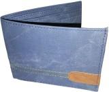 JMD Boys Blue Denim Wallet (6 Card Slots...