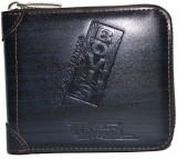Bovis Men Blue Genuine Leather Wallet (9...