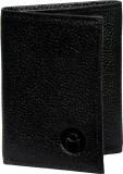 MOSPL Men Black Genuine Leather Wallet (...