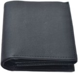 Allura Boys Black Genuine Leather Wallet...