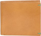 American-Elm Men Yellow Genuine Leather ...