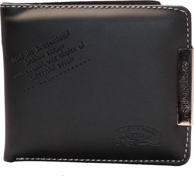 Assashion Men Black Tyvek Wallet
