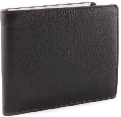 Route Men Casual, Formal Black Genuine Leather Wallet