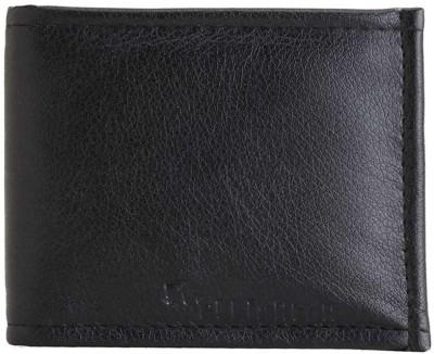 VR ENTERPRISES Men, Boys Black Genuine Leather Wallet