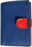 Alifs Girls Blue, Red Artificial Leather...