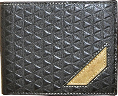 Shockyfi Men Brown Artificial Leather Wallet
