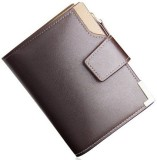 Shockyfi Men Brown Artificial Leather Wa...