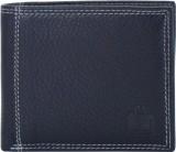 Le Craf Men Black Genuine Leather Wallet...