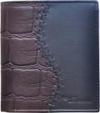 Tamanna Men Brown Genuine Leather Wallet...