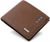Bogesi Men Brown Artificial Leather Wall...