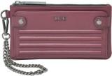 RI2K Girls Maroon Genuine Leather Wallet...