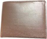 McParkar Men Brown Genuine Leather Walle...
