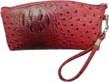 MADASH Girls Maroon Artificial Leather W...