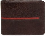 Mast & Harbour Men Brown Genuine Leather...