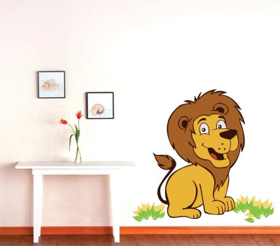 WALLNUTSCAFE Animation & Cartoons Wallpaper(46.86 cm X 48.26 cm)