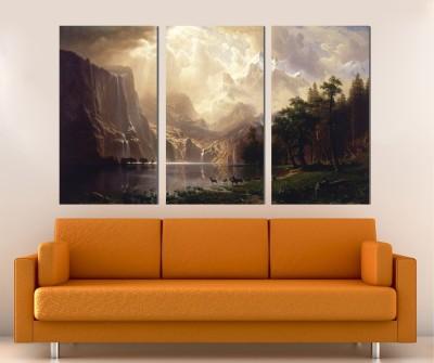 Wallnutscafe Nature Wallpaper(38.10 cm X 62.87 cm)