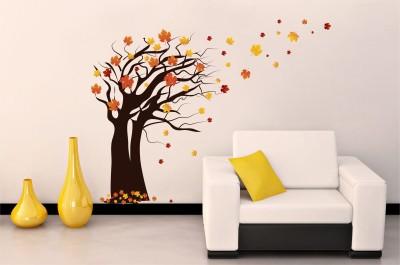 WALLNUTSCAFE Floral & Botanical Wallpaper(41.02 cm X 53.34 cm)