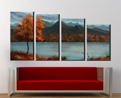 Wallnutscafe Nature Wallpaper(45.72 cm X 91.90 cm)